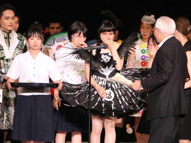 """青森眼淚中的""""時尚甲子園""""四年來首次在當地高中獲勝"""