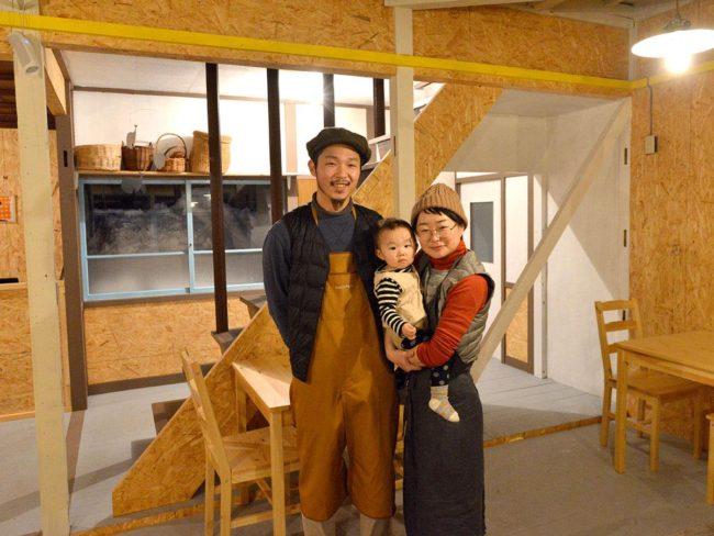 """青森和霞關的"""" Kujira no Mori""""咖啡館翻新了由掉頭夫婦建造的擁有60年曆史的空置商店"""