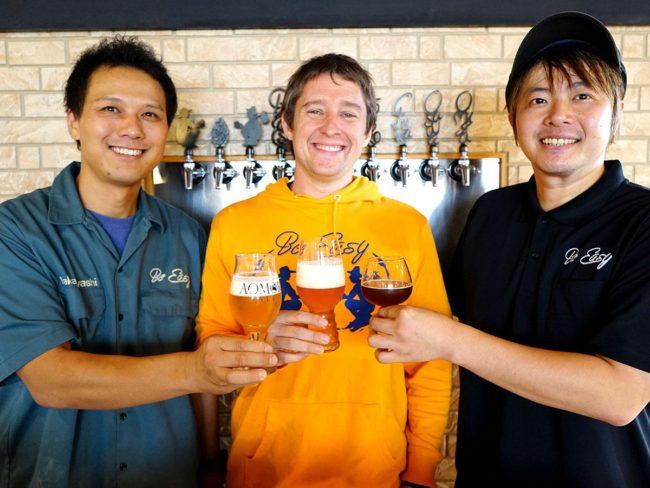 弘前精釀啤酒在國際啤酒杯(前美國空軍加雷斯)的三個部門中獲勝