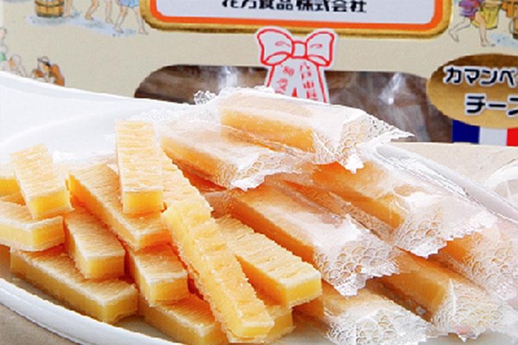 【花萬食品的「NAKAYOSHI」】