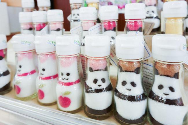 你可以吃的藝術!用天然色素製成的Berry Orchard 下北色鹽