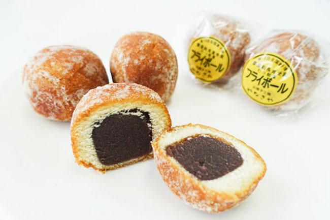 90多年沒有改變的味道 傳統的甜甜圈和安科