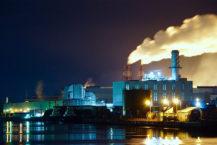 建議在八戶的工廠區欣賞夜景,八戶工廠是日本北部最大的沿海工業區之一