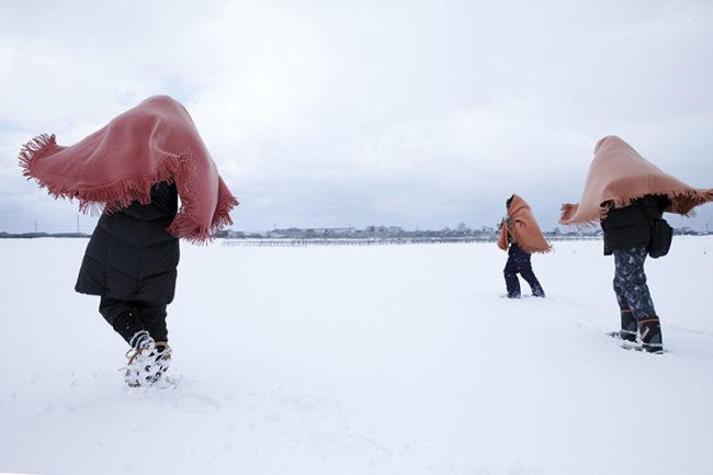 青森冬季年度活動!  暴風雪體驗