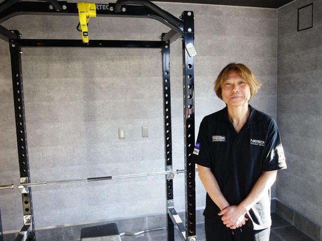 弘前私人體育館搬遷 加壓訓練和健身