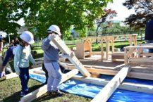 """"""" Machizukuri 1%制度""""是弘前市的一項社會活動補貼制度 今年也將達到500,000日元"""