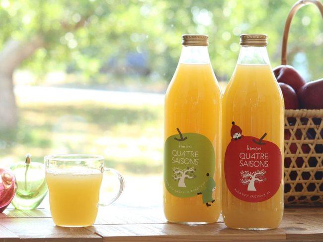 """弘前的蘋果酒工作室出售蘋果汁 以""""蘋果花園仙子""""為概念開發"""