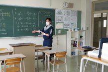 青森縣/德oku Gijuku高中側重在線課程 環境改善是一個問題