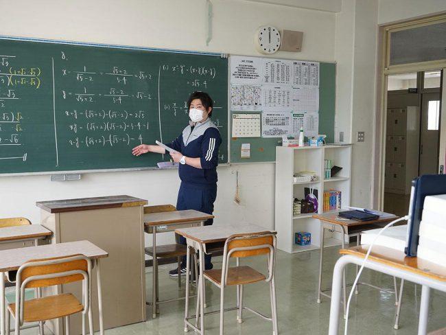 青森縣/ Tooku Gijuku高中側重在線課程 環境改善是一個問題