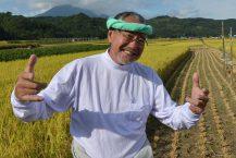 """菊木喜三先生宣布津輕方言版本""""別輸給電暈"""" 青森縣的廣播"""