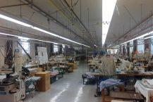 在青森縣的一家縫紉廠開始生產醫療防護服 我女兒的幫助請傳播