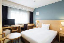 在弘前的一家旅館參加電暈 也為市民和遠程辦公提供支持計劃