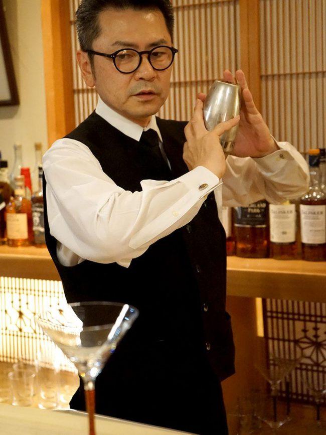 """弘前的酒吧"""" Machian""""移動了 有30年職業生涯的調酒師"""