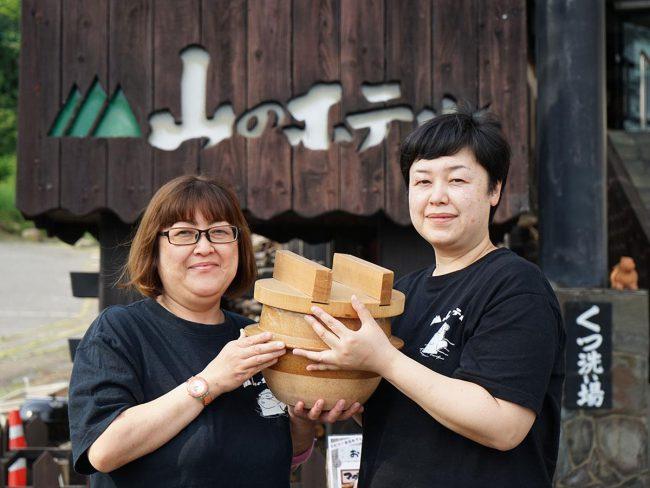 弘前市一家歷史悠久的旅館正與Corona緊貼在一起 管理層姐妹呼籲CF支持