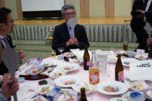 在弘前提出了一種具有新生活方式的宴會 探索經濟活動的恢復