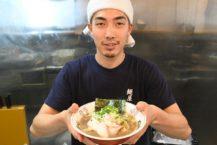 """青森/藤崎拉麵店"""" Menya Xie""""成立一周年  20多歲的店主迷失了,感謝"""