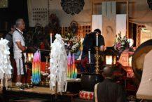 弘前大丸山的幽靈畫將只放映一小時 今年下雨